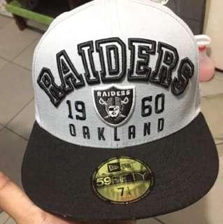 Raiders cap fresh from japan