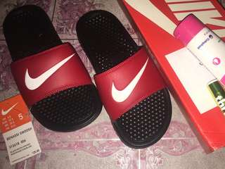 authentic nike benassi swoosh