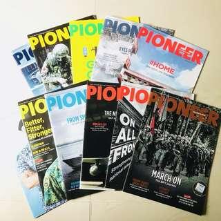 Pioneer Magazines 2017
