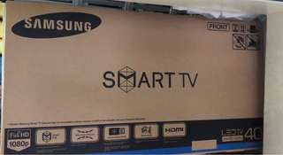 Brand new and sealed. 40 inch Samsung Smart TV 5200 series