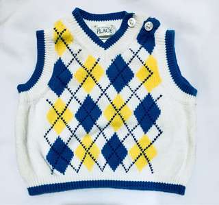 Cherokee vest