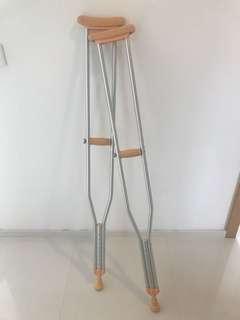 Crutches Guardian