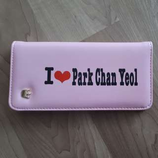 I ❤ PARK CHANYEOL PURSE