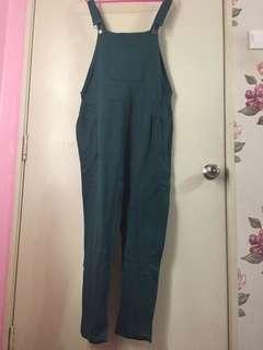 Green Jumpsuit