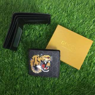NEW Gucci Wallet Animal PD