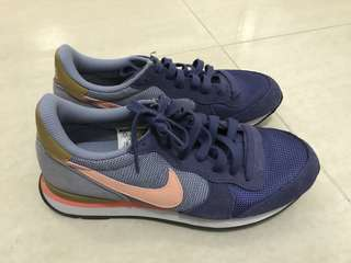 Used Nike Women Running Shoe