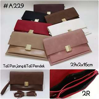 Clutch bag pesta