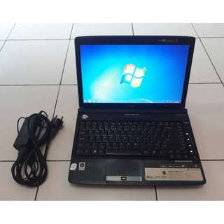 Acer Aspire 4935 Core 2 Duo T6400 250 GB HDD 2 GB RAM 14 inch