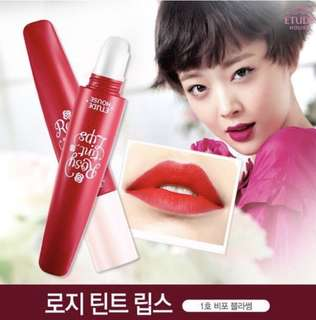 Etude House Rosy Lip Tint #1 Before Blossom
