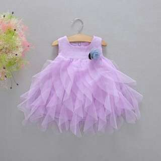 SLEEVLESS GOWN FOR PRINCESS