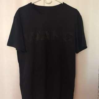 Alexander wang x h&m shirt
