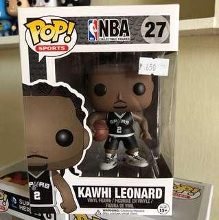 Kawhi Leonard Funko Pop
