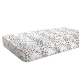 Aden and Anais moonlight bamboo silky soft cot sheet