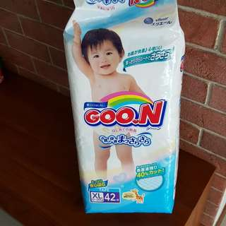 Goon XL tapes 1pack + 16pieces