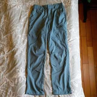 Bossini quick dry pants 快乾户外褲