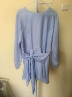 [PRELOVED] Blue Blouse