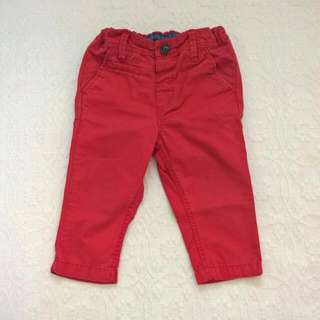 Red Pants For Baby Boy