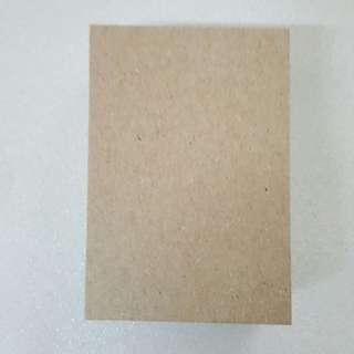 Kraft Paper Foamboard 5mm x 70cm x 100cm x 1pc