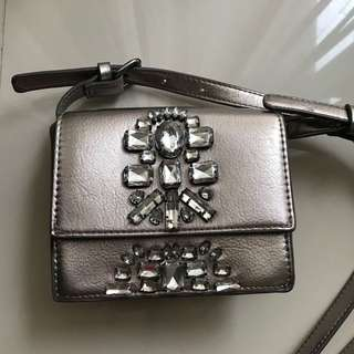 ZARA SMALL BAG 100% ORI