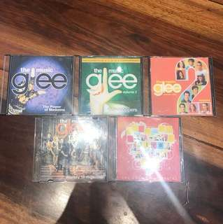 Glee soundtracks