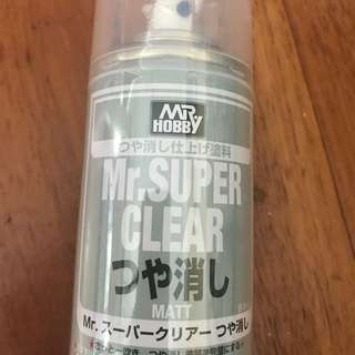 Mr Super Clear Matt
