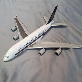 SIA Airbus A380 1/200