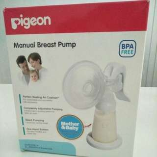 PIGEON Manual breast pump (pompa asi manual )