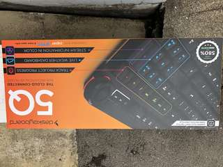 Das keyboard 5Q Gaming Keyboard