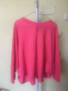 [PRELOVED] Shocking Pink by Cotton On