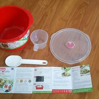 Mircosafe Rice Cooker