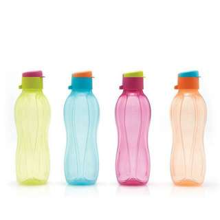 Tupperware eco flip 500ml