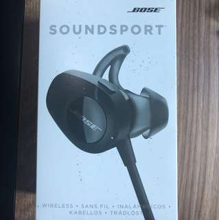 Bose Soundsport Wireless - Black