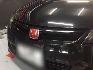 Civic fd grill wrap