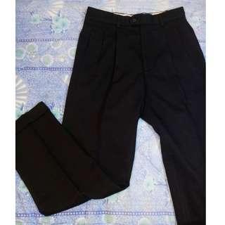 REUNION Men's Pleated Dress Pants