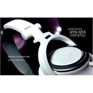 Brans New Audio Technica ATH-SJ55