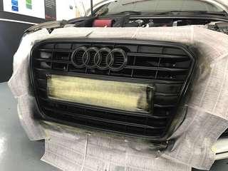 Audi A3 grill dip service