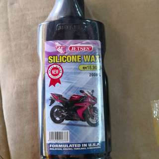 Jetsen motorcycle silicone wax polish