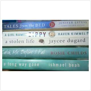 Memoir Book Bundle