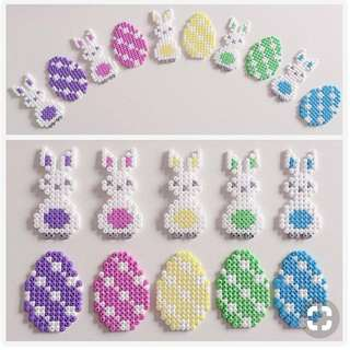 Easter Day Special Hama Bead Designs