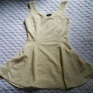 Cinderella Dress (Yellow)
