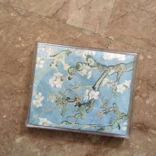 """Almond Blossoms"" Paper Wallet"