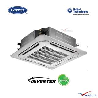 Carrier Ceiling Cassette Inverter 3.0Hp R410A