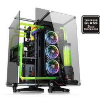 Thermaltake Core P90 TG Mid Tower (Wall mount) - CA-1J8-00M1WN-00