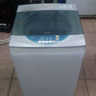 ELBA 6KG washing machine fully automatic One month warranty. Body conditions 80%ok Working conditions 100%ok You can call ro SMS/whatsup 01131838436