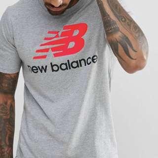 🚚 New balance 短袖 尺寸s英國🇬🇧公司貨正品