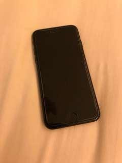 Iphone 7 256Gb Matt Black Ex Singapore mulus