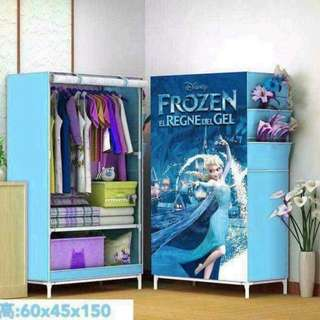 Frozen wardrobe
