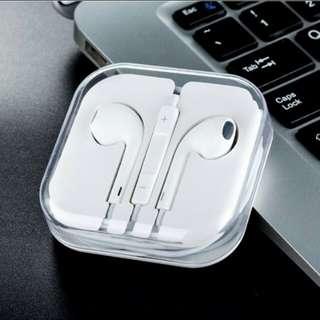 🚚 蘋果立體聲線控耳機(通用版)