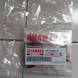 Emblem Yamaha Y15 Movistar