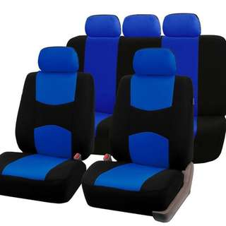Car Seat Cover - Color blue only